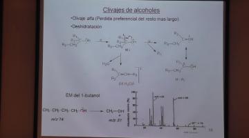 Química Orgánica II 2da parte Espectrometría de Masa