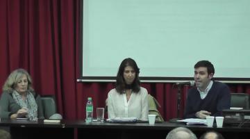 """Jornada """"Repensar la Evaluación en FFyB"""" 7 de Julio de 2015 Cierre y Conclusiones"""
