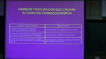 Farmacia Clínica y Asistencial Teórica Nº 13 Farmacoterapia en Pacientes Especiales