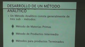 Química Analítica Instrumental 2015 1º Teórica