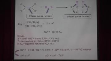 Química Orgánica I 2015 24 de Agosto Introducción a los Mecanismos de Reacción en Química Orgánica