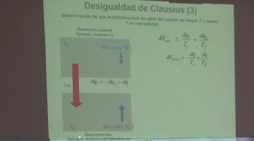 Fisicoquímica 2015 28 de Agosto La desigualdad de Clausius Las Energías de Helmoltz y Gibbs