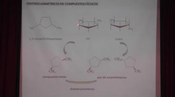 Química Orgánica I 2015 31 de Agosto Estereoisomería (II)