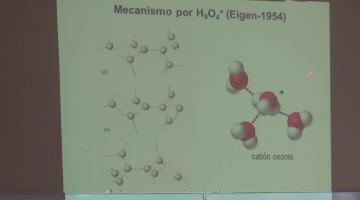 Fisicoquímica 2015 7 de Septiembre Iones en solución, propiedades eléctricas