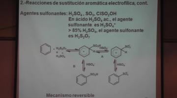 Química Orgánica I 2015 16 de Septiembre Aromaticidad II