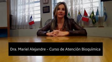 Curso de Actualización: Atención bioquímica el nuevo ejercicio profesional