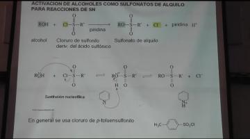 Química Orgánica I 2015 14 de Octubre Alcoholes, Eteres y Epóxidos