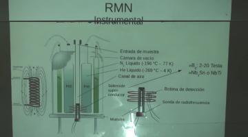 Química Analítica Instrumental 2015 22 de Octubre Resonancia Magnética Nuclear