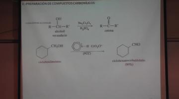 Química Orgánica I 2015 28 de Octubre Compuestos Carbonílicos Aldehídos y Cetonas