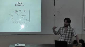 Química Analítica Instrumental 2015 29 de Octubre Resonancia Magnética Nuclear (III)