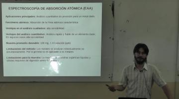 Química Analítica Instrumental 2015 3 de Noviembre Espectroscopía Atómica