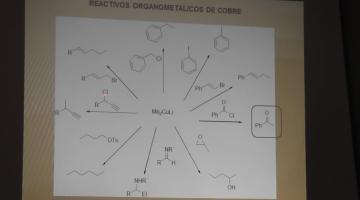 Química Orgánica II 2016 12 de Abril Compuestos Organo-metálicos