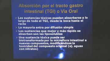 Toxicología y Química Legal 2016 11 de Agosto Toxicocinética y Toxicodinamia