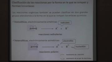 Química Orgánica I 2016 24 de Agosto Introducción a los mecanismos de reacción en Química Orgánica