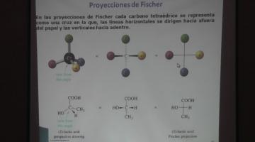 Química Orgánica I 2016 29 de Agosto Estereoisomería