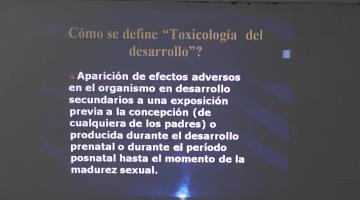 Toxicología y Química Legal 2016 15 de Septiembre Toxicología de la Reproducción