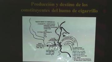Toxicología y Química Legal 2016 3 de Noviembre. Tabaco.
