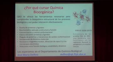Química Bioorgánica 2019