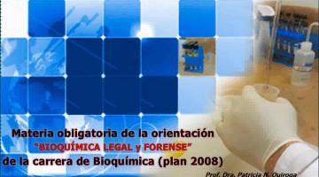 Toxicología Forense 2019