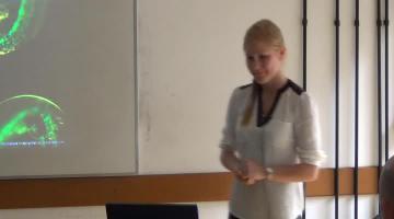Kristine Østevold.