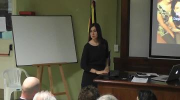 María Luz Pujol.